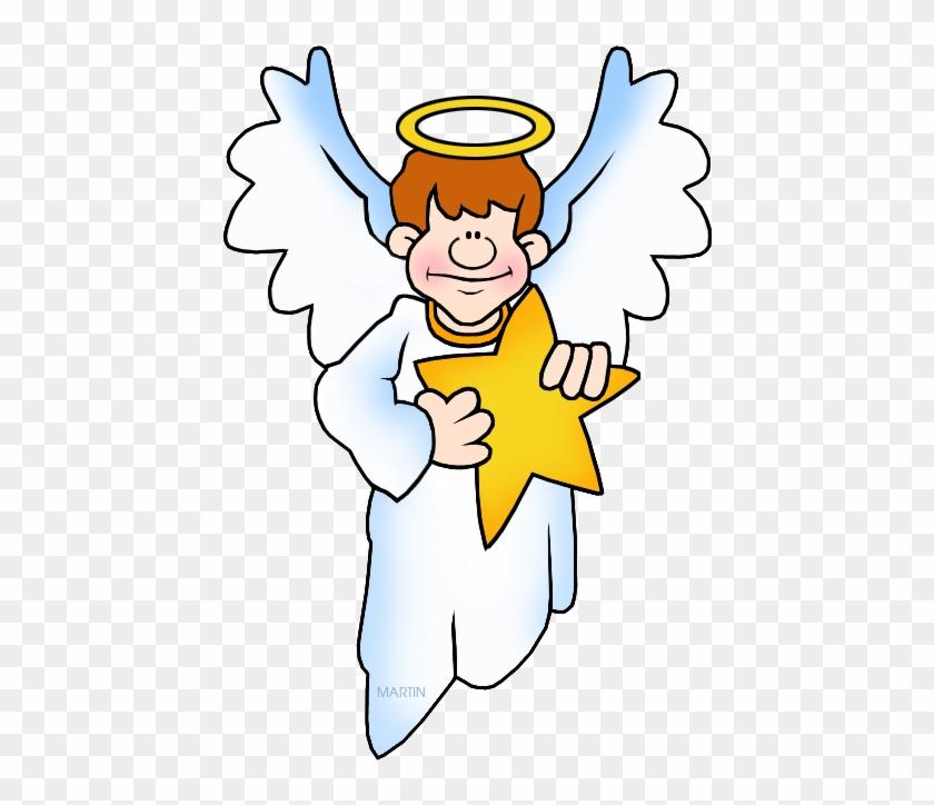 Nativity Angel Clipart #146394