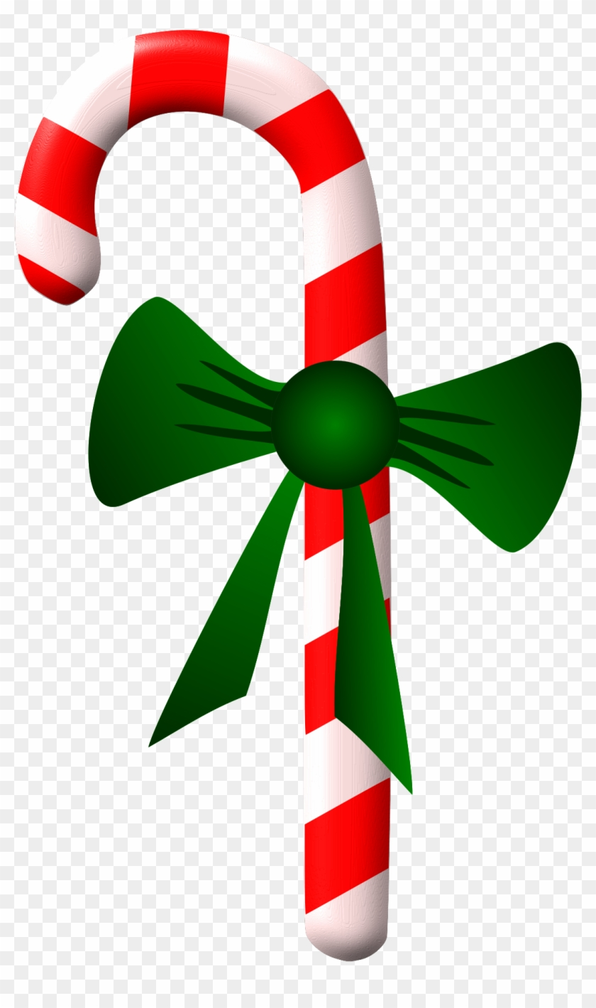 Big Image - Candy Cane Picture Small #146400