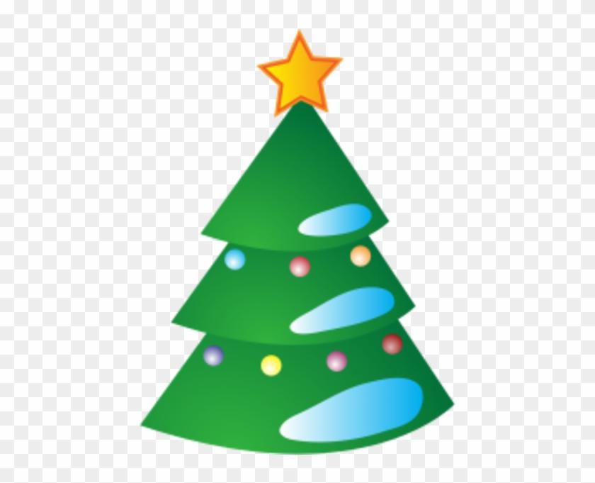 New Year Tree Icon #146541