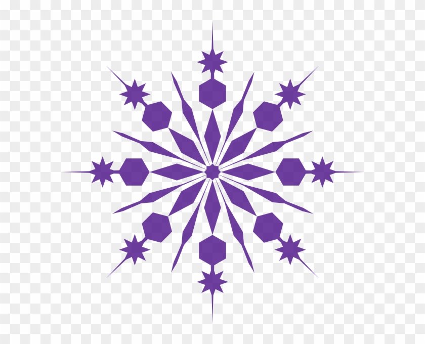 Animated Snowflake Clipart - Snow Flakes .png .png #146570