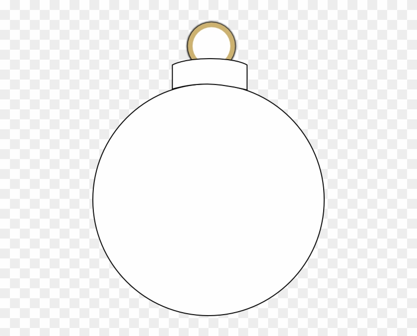 Clip Arts Related To - White Christmas Ball Png #146629