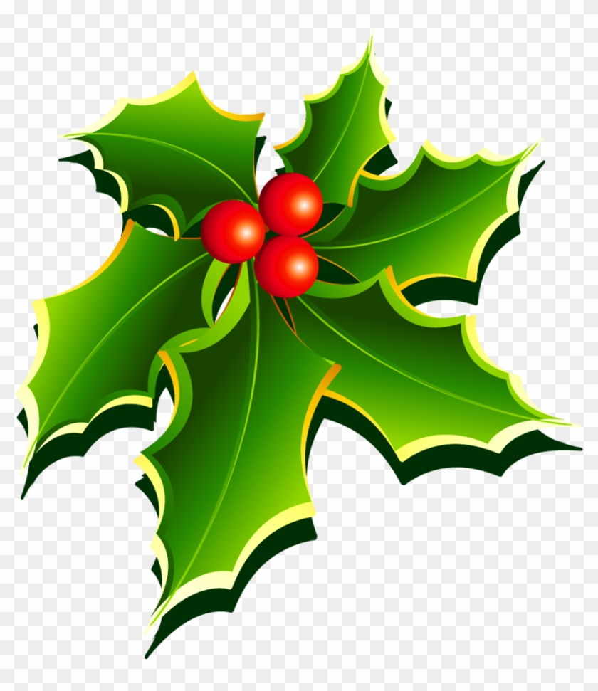 Clip Arts Related To - Mistletoe Clipart #146713