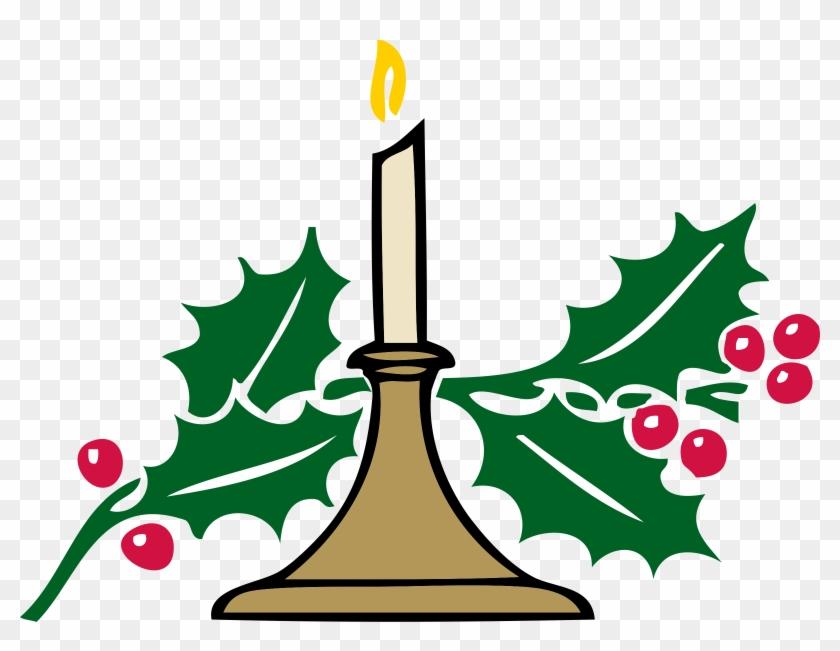 Clipart - Church Christmas Clip Art #146898