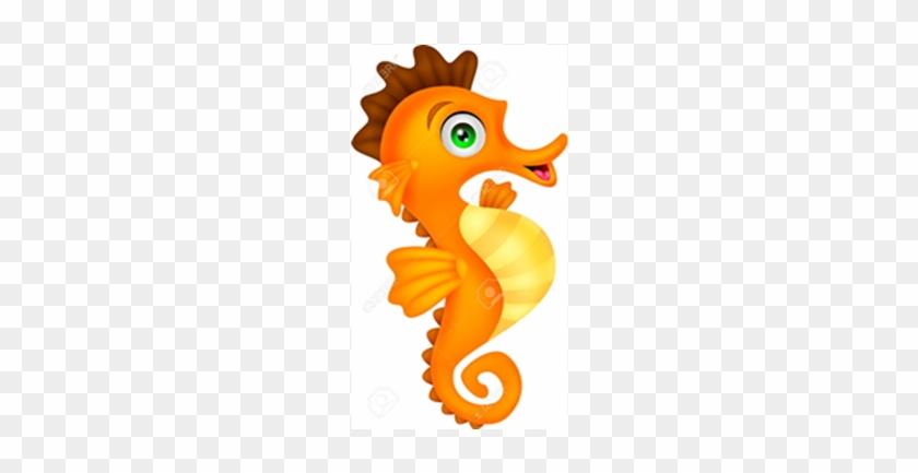 Cute Seahorse Clipart #771368