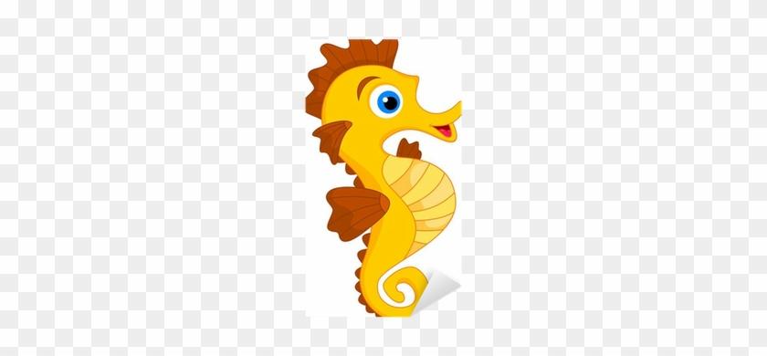 Cute Cartoon Seahorse #771373