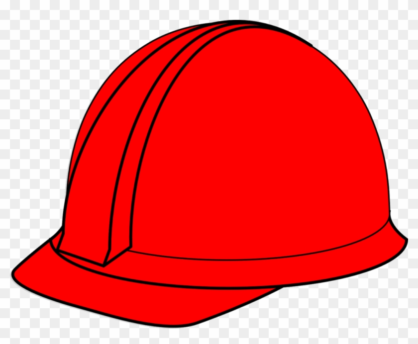 Safety Helmet Colour Code In Construction Hard Hats - Hard Hat Clip Art #771509