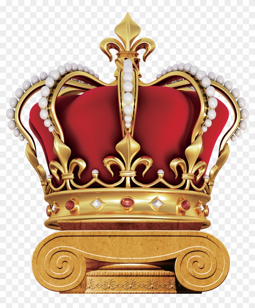 Crown Of Queen Elizabeth The Queen Mother Clip Art - Kings Crown Transparent Background #771774