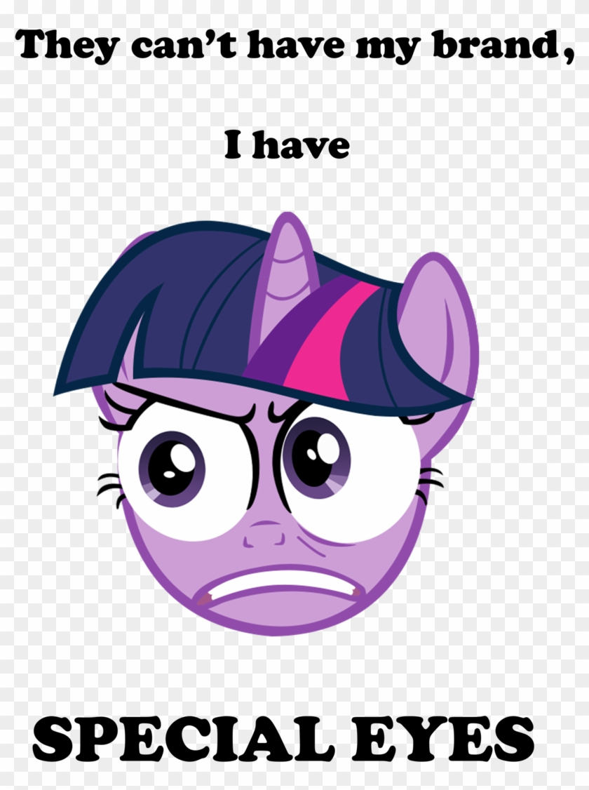 6f2 Twilight Has Special Eyes My Little Pony Friendship - My Little Pony Face #772319