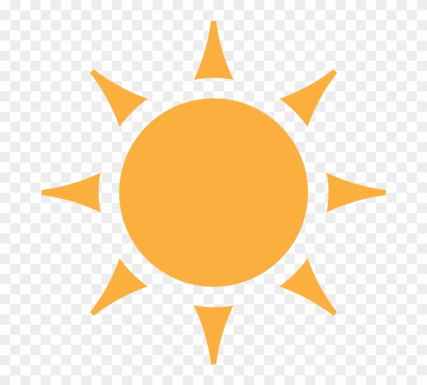 Daytime - Blue Sun Clipart #773146