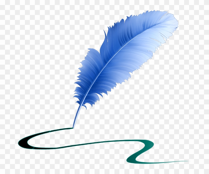 Write - Feather Writing Png #774041
