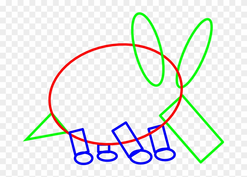 Aardvark Drawing - Photo - Step By Step Aardvark Drawing #774590