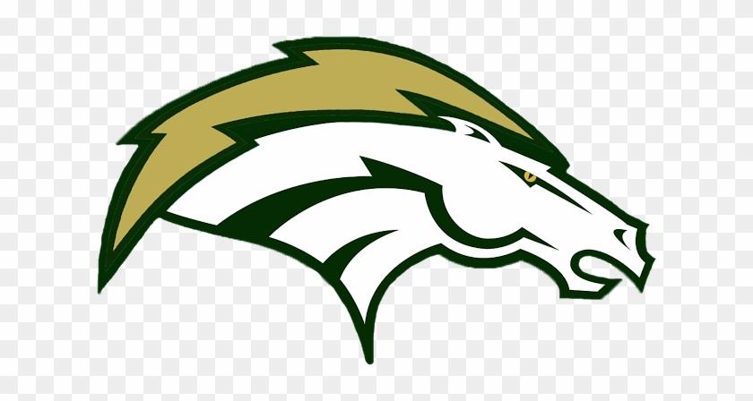Ayden-grifton Chargers - Denver Broncos Logo Png #774883
