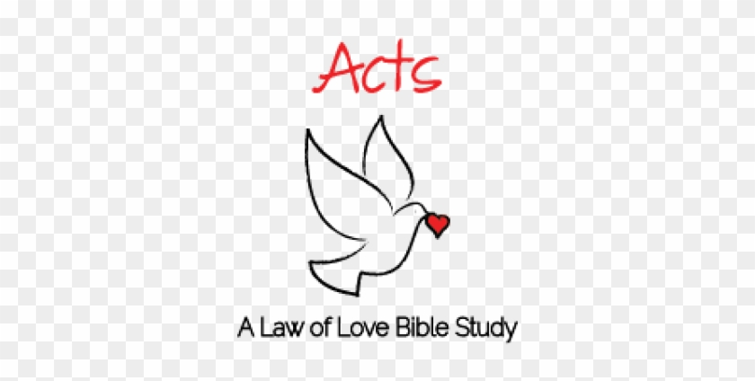 Acts Of The Apostles Bible Study - Law Of Love: The Other Law #775774