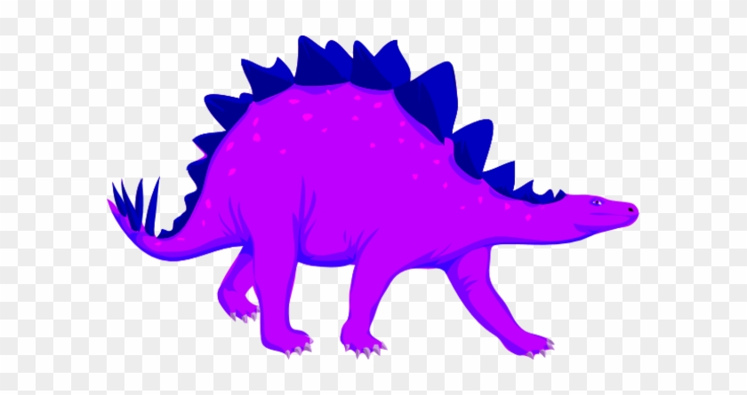 Purple Dinosaur Clipart All Kinds Of Dinosaurs 775983