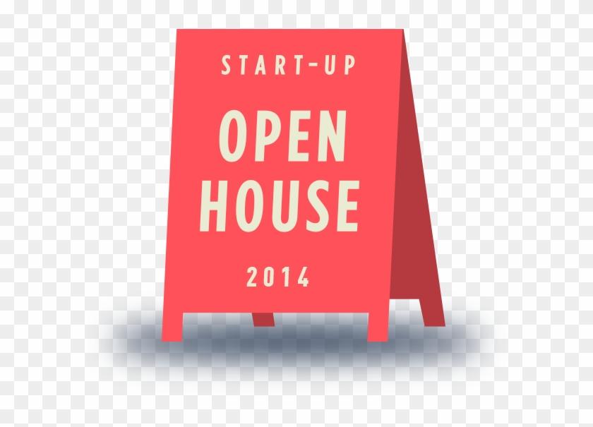 Logo Sign 2014 En - Startup Open House Logo #776695