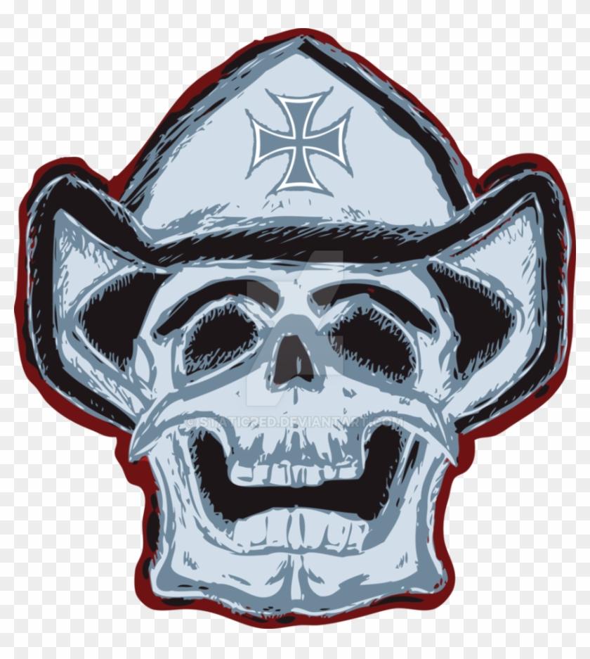 Cowboy Skull Drawing At Getdrawings Com Free For Personal - Drawing #777420