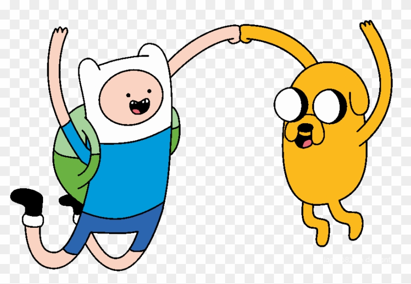Finn Was Abandoned At Birth In The Woods - Adventure Time Finn Et Jake #777446