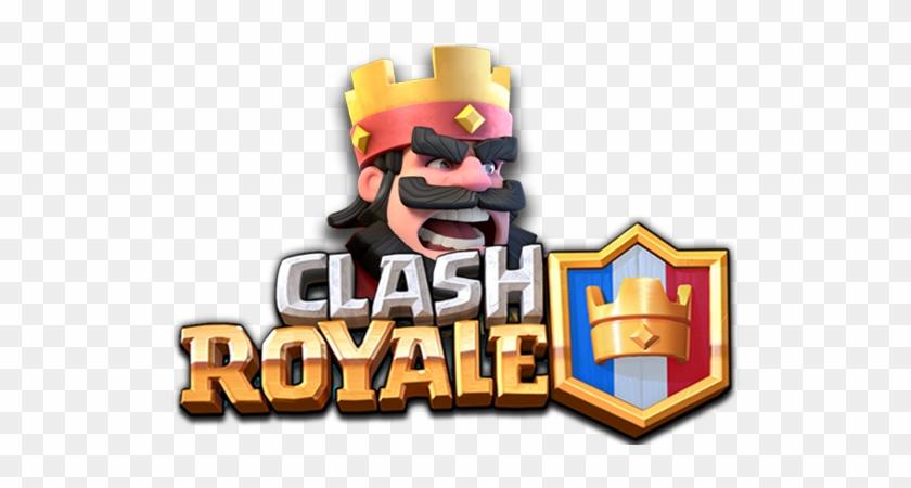 Clash Royale Logo Logo De Clash Royale Png Free