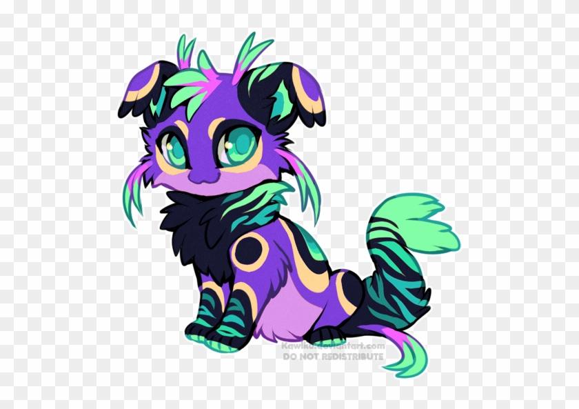 It So Cute - Kawiku Furry Cute Magic Creatur Fan Art #777770