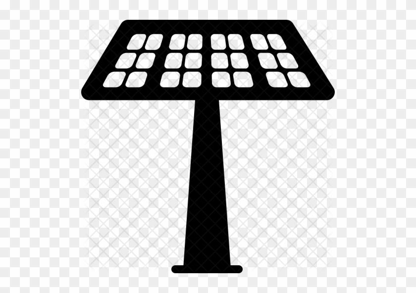 Solar Panel Icon - Solar Panel Icon Png #777775