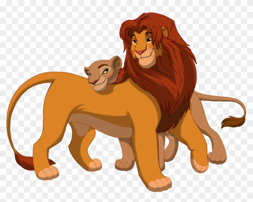 Lion King Fathers And Mothers Images Newlyweds Hd Wallpaper Lion