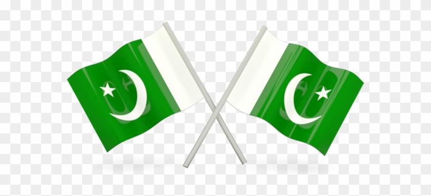 Illustration Of Flag Of Pakistan - Field Lacrosse #778729