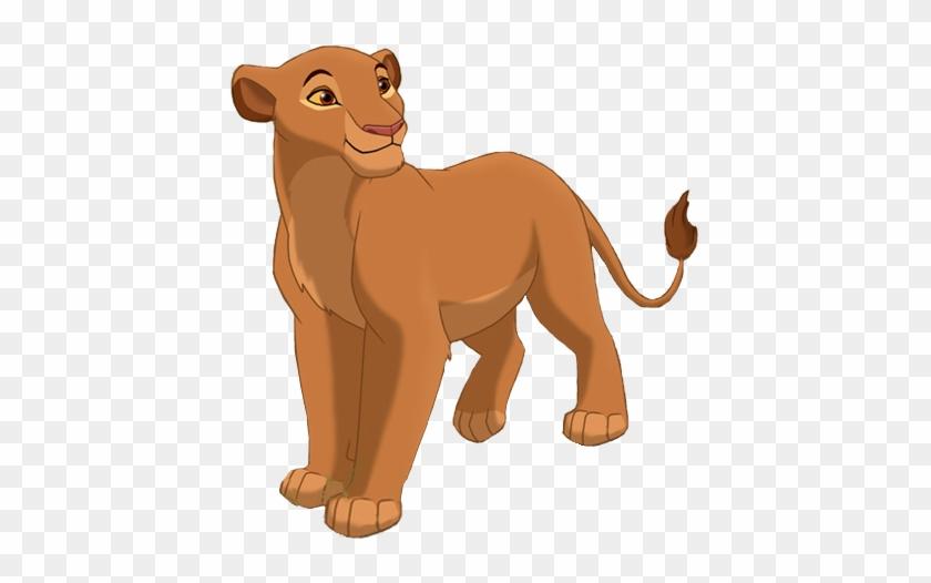 Lion King Characters Sarabi Mufasa Sarabi Simba Nala - Sarabi Del Rey Leon #779045