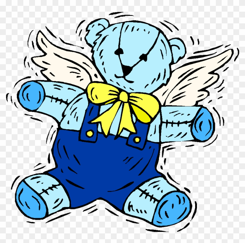Psalm 1 Clip Art N2 - Cafepress Blue Angel Teddy Bear Cap - Unique Baseball #779051