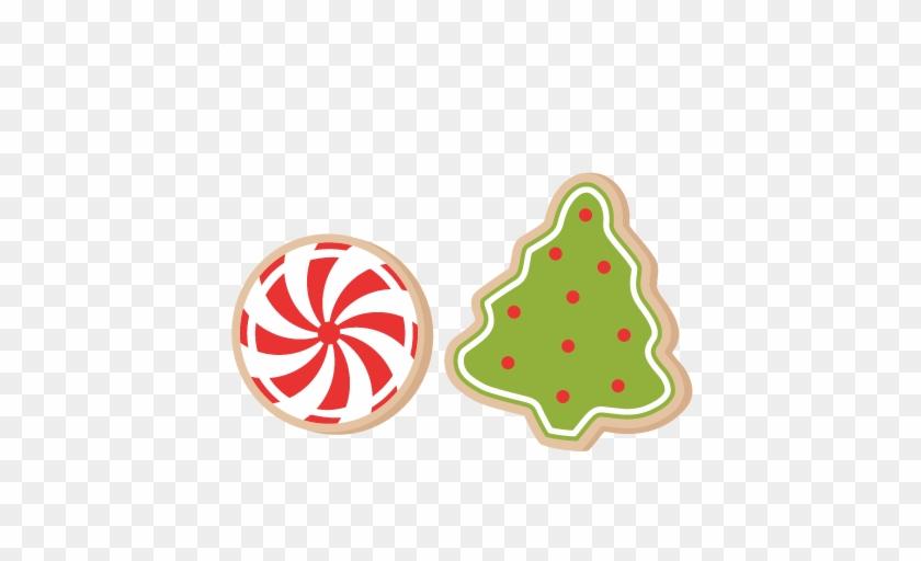 Best Background Cutter Christmas Cookies Scrapbook - Christmas Cookies Clip Art #781171