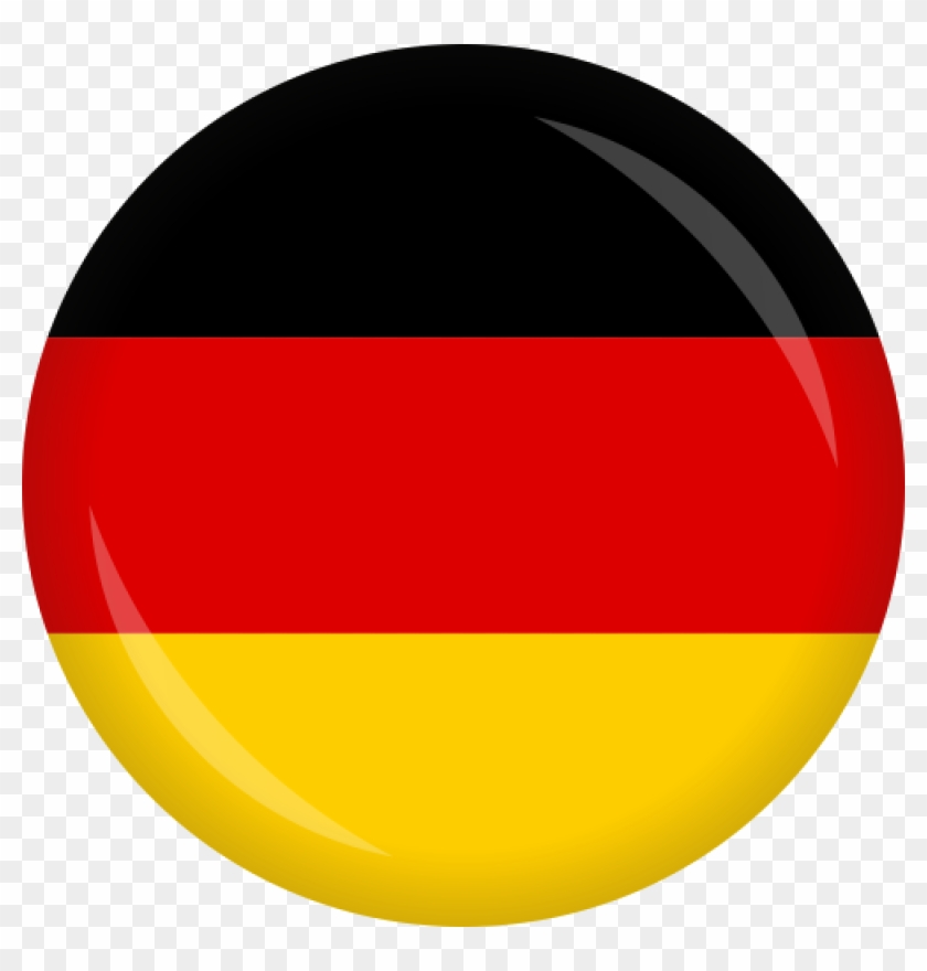 Flag Of Germany Computer Icons Clip Art German Flag Round Png Free Transparent Png Clipart Images Download
