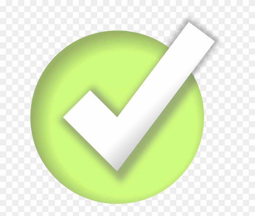 check check mark correct done approved green animasi bergerak