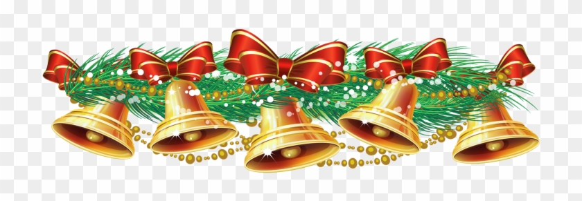 Christmas Day Service - Free Christmas Bells Clip Art #781877