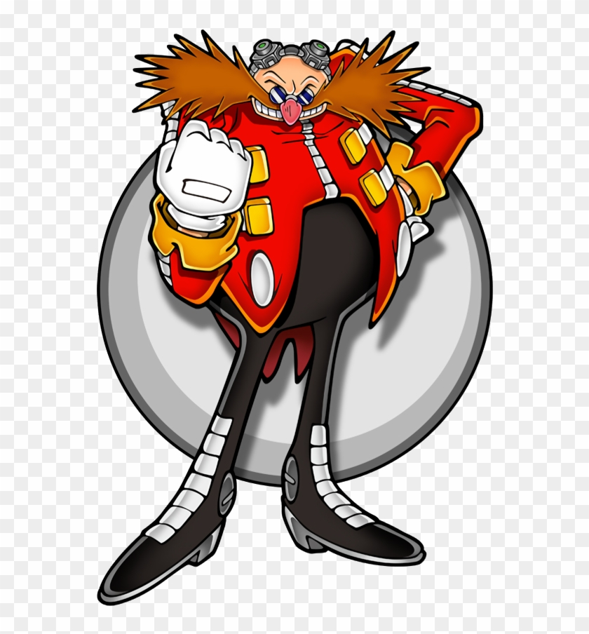 Img Dr Eggman Sonic X Free Transparent Png Clipart Images Download