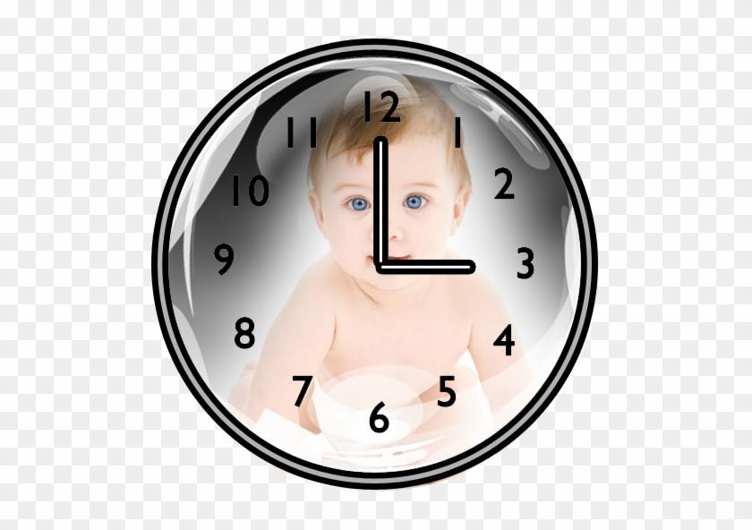 My Photo Clock Live Wallpaper Primex Clocks Free Transparent Png