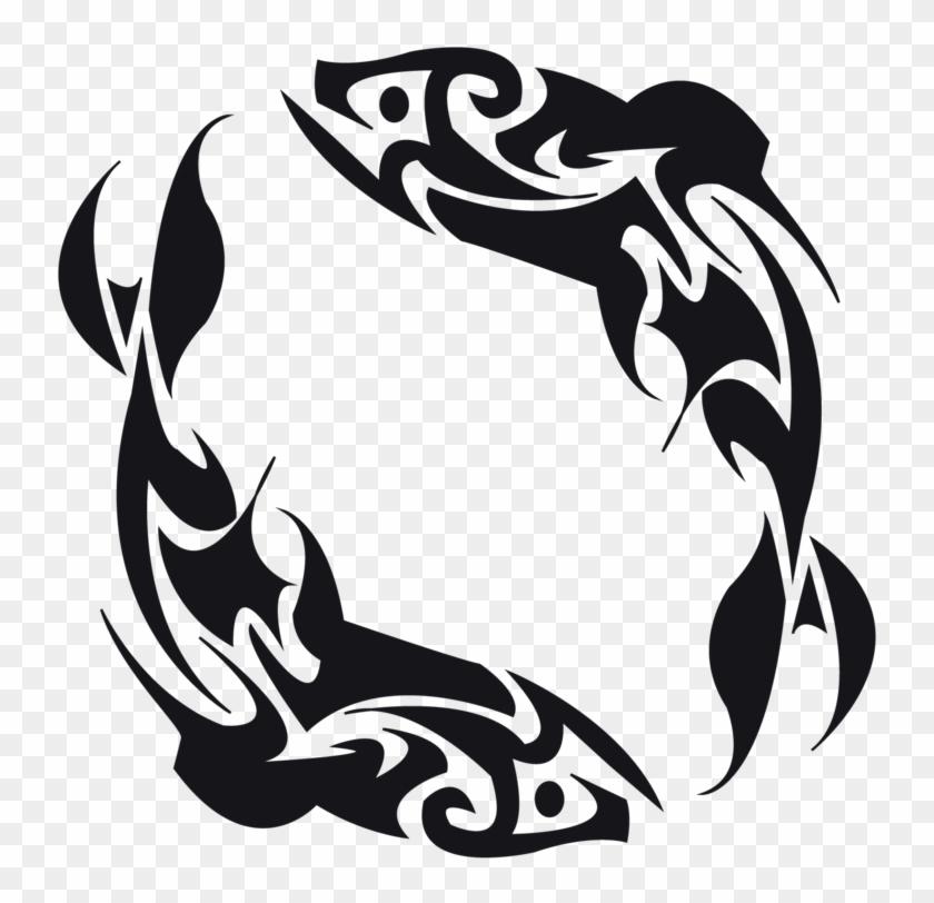 Download Tribal Tattoo Koi Fish Tribal Fish Tattoo Design Free