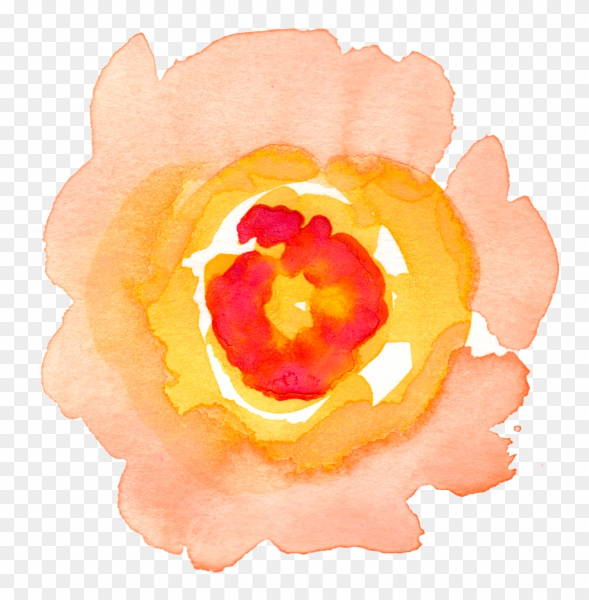 Watercolour Flowers Watercolor Painting Clip Art - Watercolor Flowers Clip Art #782883