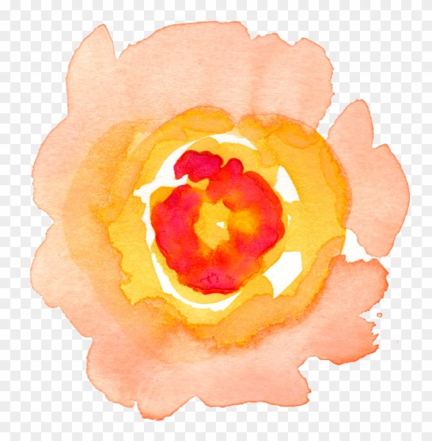 Watercolour Flowers Watercolor Painting Clip Art - Watercolor Flowers Clip Art #782883