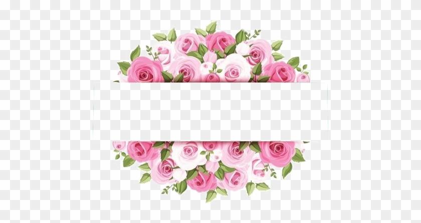 Rose pink flower stock photography flower borders free rose pink flower stock photography flower borders mightylinksfo