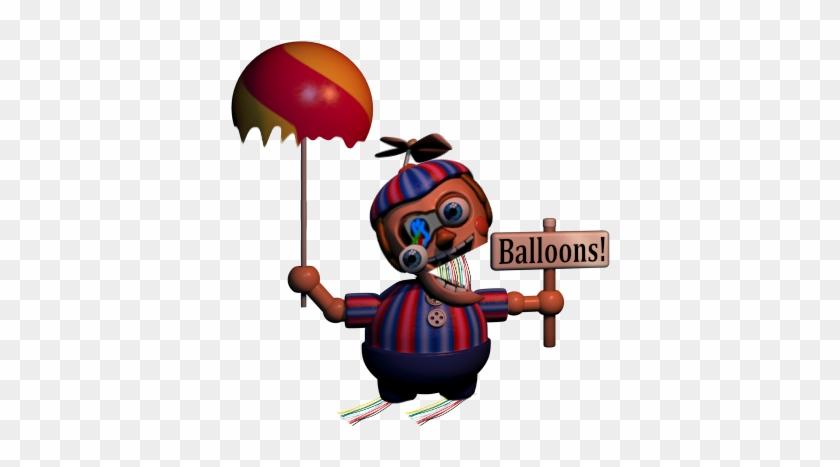 link to slide fnaf 2 balloon boy full body free transparent png