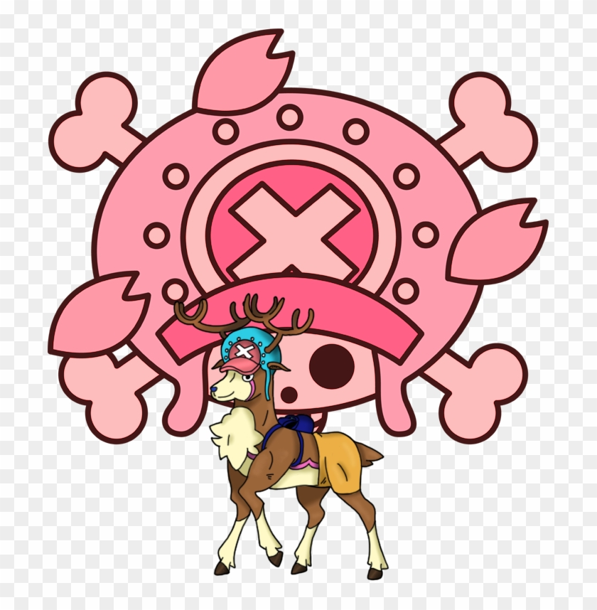 Tony Tony Chopper By Chibichibibangbang One Piece Free Transparent Png Clipart Images Download