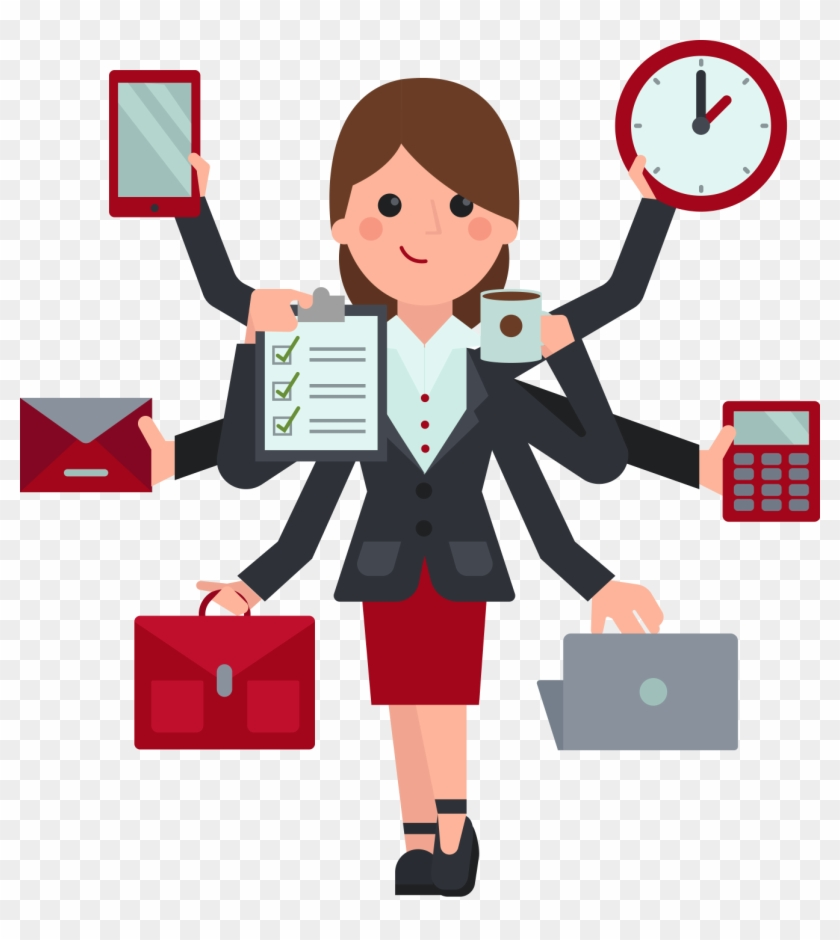 Top Office Clipart Personal Assistant File Free - Personal ...