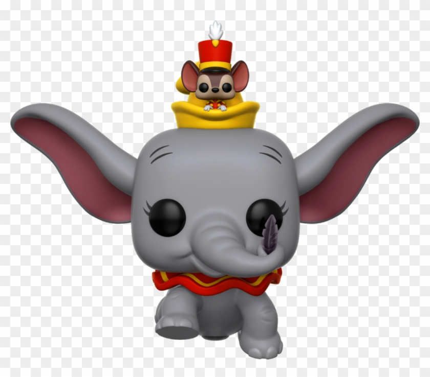 Dumbo With Timothy Funko Pop #784243
