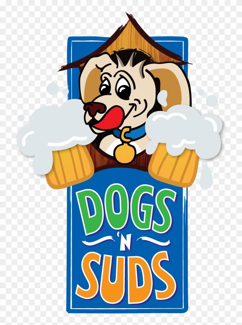 dog and suds - HD840×1128