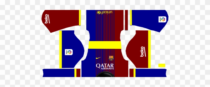 more photos 6ba7a c057f Dream League Soccer 2017 Kit Barcelona Logo - Free ...