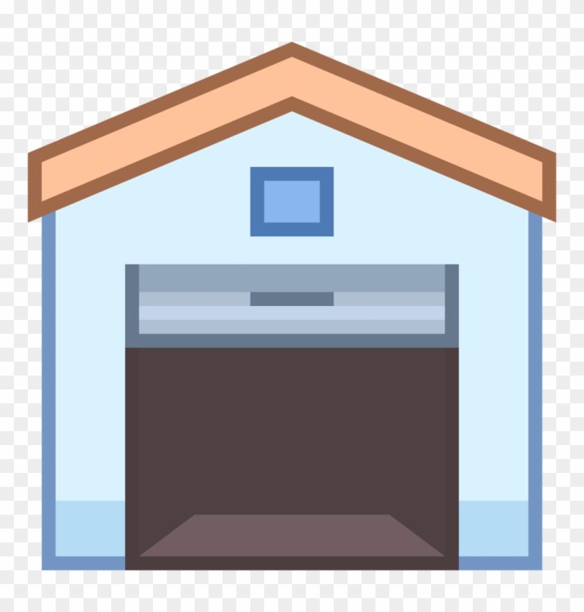 Garage Door Closed With Check Mark Garage Door Open Icon Free