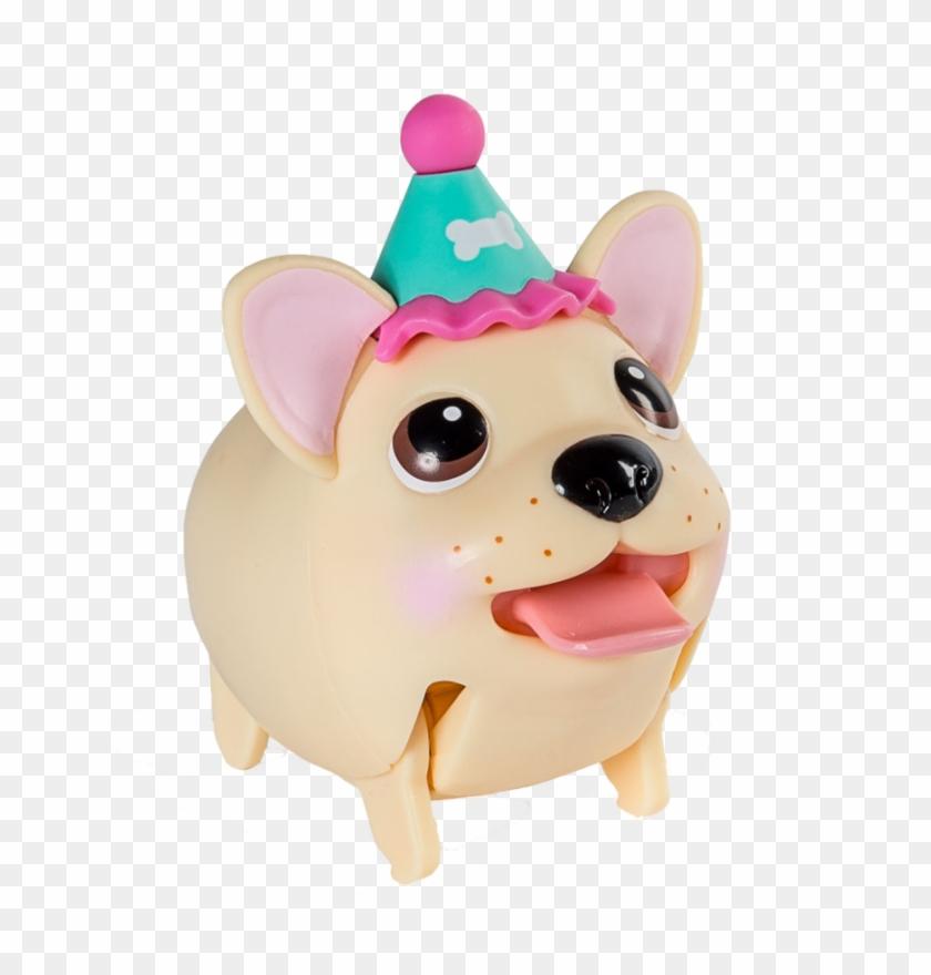 French Bulldog By Ryantartaglia - Chubby Puppies & Friends - Single Pack French Bulldog #785398