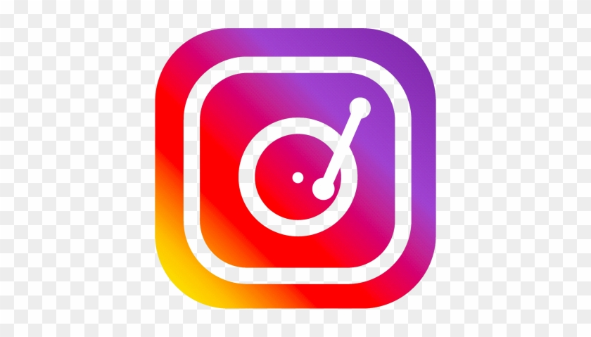 Records - Instagram Logo Icon Png #785764