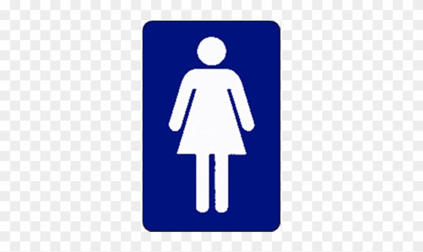 Women Bathroom Sign Decal Roblox Download - Men And Women Comfort Room #786076