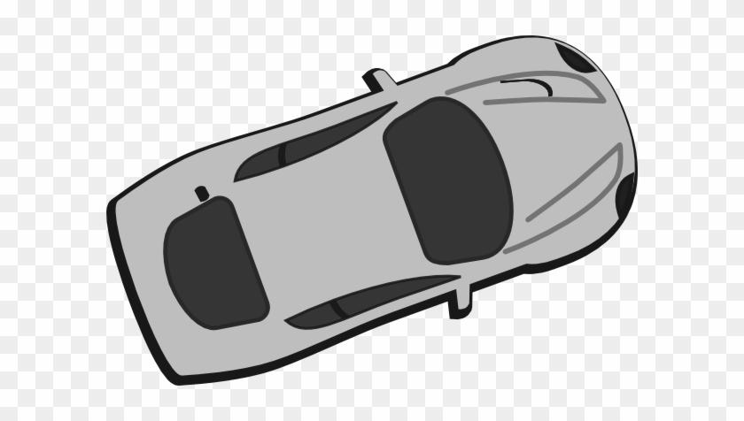 20 Clip Art At Mzayat - Draw Car From Top #786424