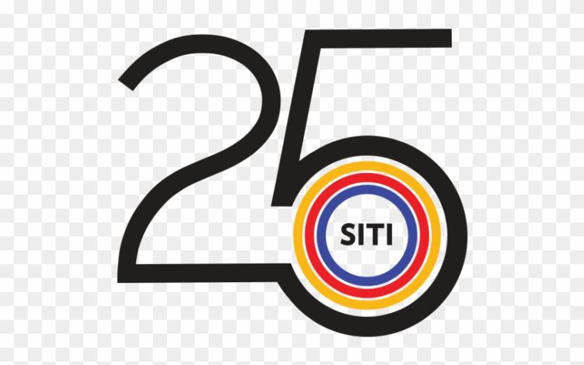 Siti Company 25 Year Logo - Saratoga International Theater Institute #786872